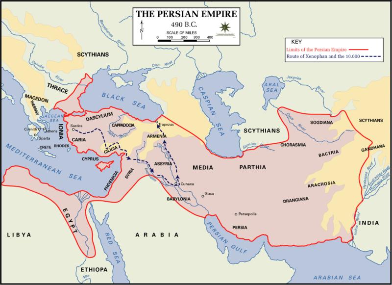 Persia vs Iran